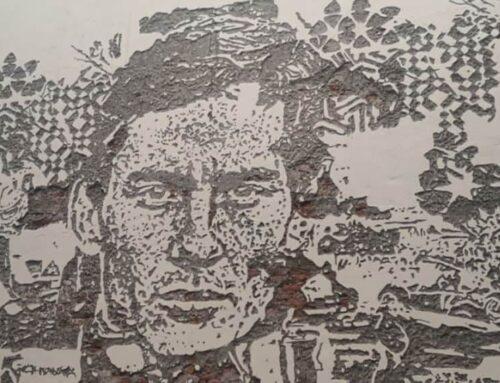 Vhils Gets Grand Prix Spot For Mural